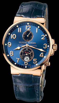 Replica Ulysse Nardin Marine Chronometer 41mm 266-66/623 replica Watch