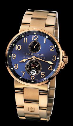 Replica Ulysse Nardin Marine Chronometer 41mm 266-66-8/62 replica Watch