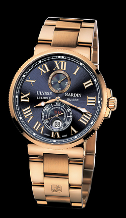 Replica Ulysse Nardin Marine Chronometer 43mm 266-67-8M/43 replica Watch
