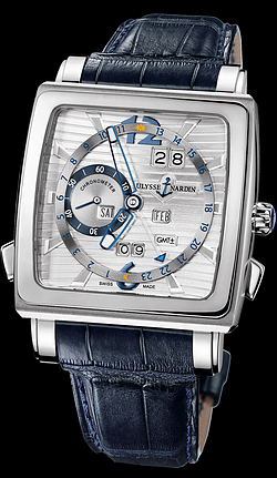 Replica Ulysse Nardin Perpetual Calendars Quadrato Perpetual 320-90/91 replica Watch