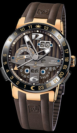 Replica Ulysse Nardin Perpetual Calendars - El Toro / Black Toro 322-00-3 replica Watch