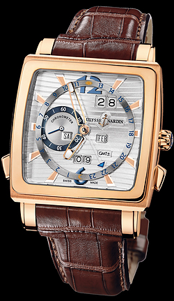 Replica Ulysse Nardin Perpetual Calendars Quadrato Perpetual 326-90/91 replica Watch