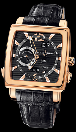 Replica Ulysse Nardin Perpetual Calendars Quadrato Perpetual 326-90/92 replica Watch