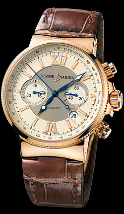 Replica Ulysse Nardin Marine Chronograph 356-66/354 replica Watch