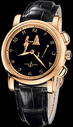 Replica Ulysse Nardin Exceptional Hourstriker 6106-103/E2 replica Watch