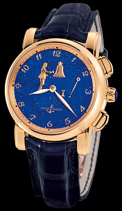 Replica Ulysse Nardin Exceptional Hourstriker 6106-103/E3 replica Watch