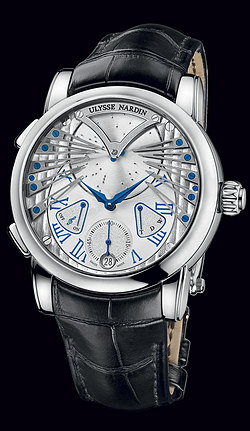 Replica Ulysse Nardin Exceptional Stranger 6900-125 replica Watch