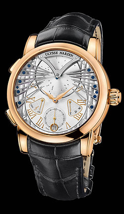 Replica Ulysse Nardin Exceptional Stranger 6902-125 replica Watch