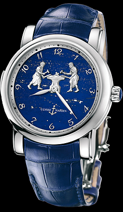 Replica Ulysse Nardin Forgerons Minute Repeater 719-61/E3 replica Watch