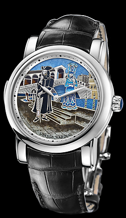 Replica Ulysse Nardin Exceptional Carnival of Venice Minute Repeater 719-63/VEN replica Watch