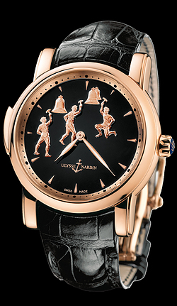 Replica Ulysse Nardin Triple Jack Minute Repeater 736-61/E2 replica Watch