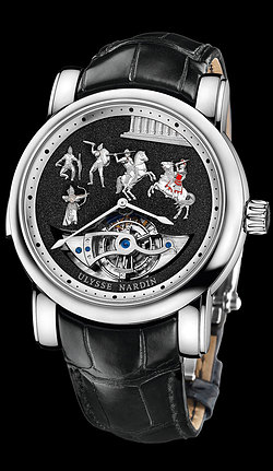 Replica Ulysse Nardin Exceptional Alexander the Great 780-90 replica Watch