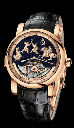 Replica Ulysse Nardin Exceptional Genghis Khan 786-82 replica Watch