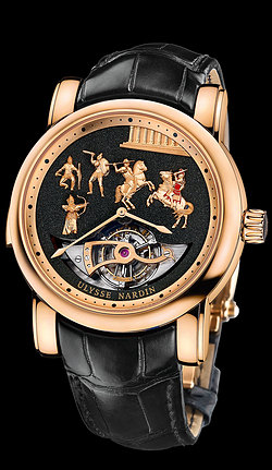 Replica Ulysse Nardin Exceptional Alexander the Great 786-90 replica Watch