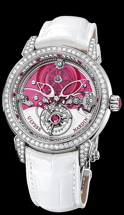 Replica Ulysse Nardin Exceptional Royal Ruby Tourbillon 799-88 replica Watch