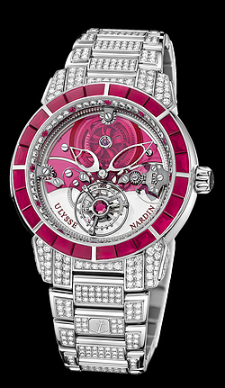 Replica Ulysse Nardin Exceptional Royal Ruby Tourbillon 799-88BAG-8F replica Watch