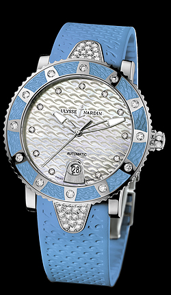 Replica Ulysse Nardin Lady Diver 8103-101E-3C/10.13 replica Watch