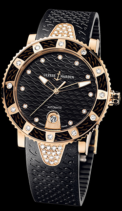 Replica Ulysse Nardin Lady Diver 8106-101E-3C/12 replica Watch