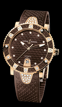Replica Ulysse Nardin Lady Diver 8106-101E-3C/15 replica Watch