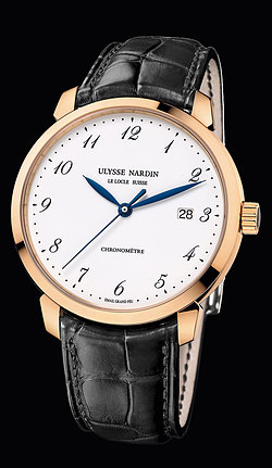 Replica Ulysse Nardin Classico Automatic 8152-111-2/5GF replica Watch