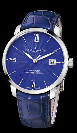 Replica Ulysse Nardin Classico Automatic 8153-111-2/E3 replica Watch