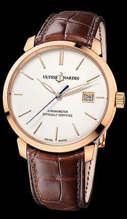 Replica Ulysse Nardin Classico Automatic 8156-111-2/91 replica Watch