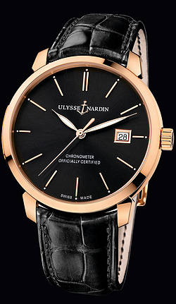 Replica Ulysse Nardin Classico Automatic 8156-111-2/92 replica Watch