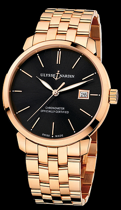 Replica Ulysse Nardin Classico Automatic 8156-111-8/92 replica Watch