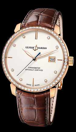 Replica Ulysse Nardin Classico Automatic 8156-111B-2/991 replica Watch
