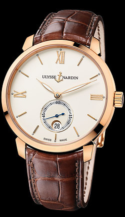 Replica Ulysse Nardin Classico Automatic 8276-119-2/31 replica Watch