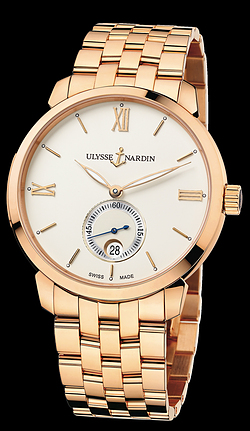 Replica Ulysse Nardin Classico Automatic 8276-119-8/31 replica Watch