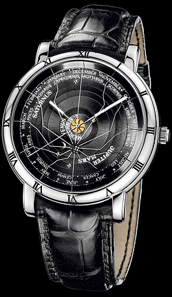 Replica Ulysse Nardin Exceptional Trilogy Set Limited Edition 839-70 replica Watch