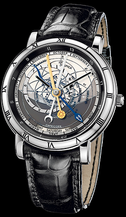 Replica Ulysse Nardin Exceptional Trilogy Set Limited Edition 999-70 replica Watch