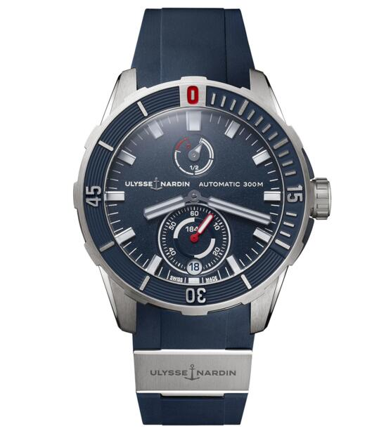 Cheap Ulysse Nardin Diver Chronometer 1183-170-3/93 watch Review