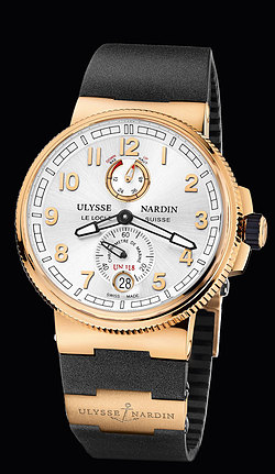 Replica Ulysse Nardin Marine Chronometer Manufacture 1186-126-3/61 replica Watch