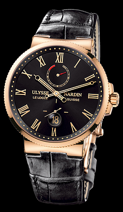 Replica Ulysse Nardin Marine Chronometer 43mm 266-61/TOWER replica Watch