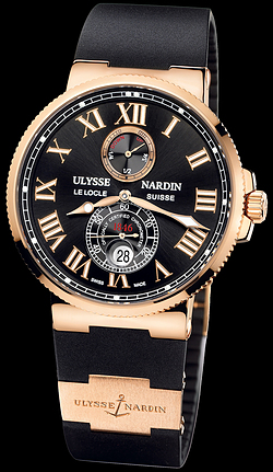 Replica Ulysse Nardin Marine Chronometer 43mm 266-67-3/42 replica Watch