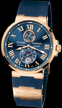 Replica Ulysse Nardin Marine Chronometer 43mm 266-67-3/43 replica Watch