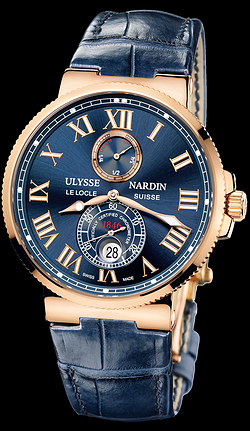 Replica Ulysse Nardin Marine Chronometer 43mm 266-67/43 replica Watch