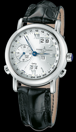 Replica Ulysse Nardin Perpetual Calendars - GMT +/- Perpetual 320-22/31 replica Watch