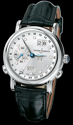 Replica Ulysse Nardin Perpetual Calendars - GMT +/- Perpetual 320-22/991 replica Watch