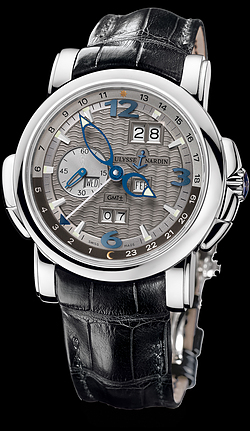 Replica Ulysse Nardin Perpetual Calendars - GMT +/- Perpetual 320-60/69 replica Watch