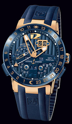 Replica Ulysse Nardin Perpetual Calendars El Toro/Black Toro 326-00-3/BQ replica Watch