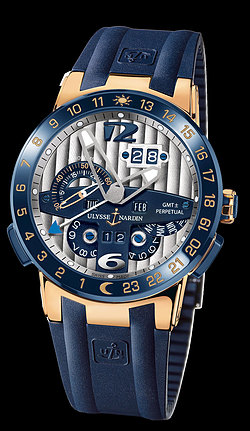 Replica Ulysse Nardin Perpetual Calendars El Toro/Black Toro 326-00-3 replica Watch
