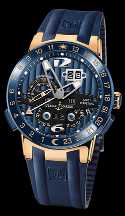 Replica Ulysse Nardin Perpetual Calendars El Toro/Black Toro 326-01LE-3 replica Watch