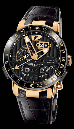 Replica Ulysse Nardin Perpetual Calendars El Toro/Black Toro 326-03 replica Watch