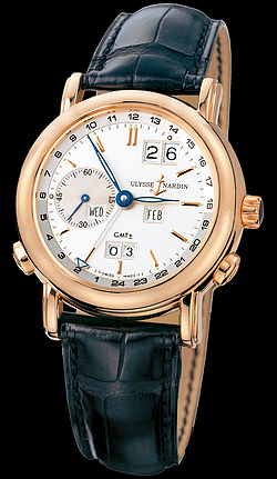 Replica Ulysse Nardin Perpetual Calendars - GMT +/- Perpetual 326-22 replica Watch