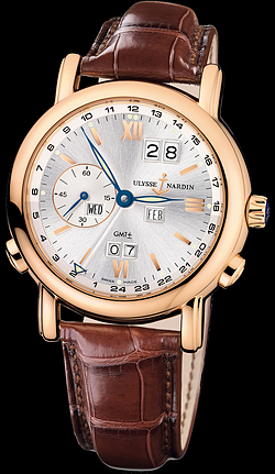 Replica Ulysse Nardin Perpetual Calendars - GMT +/- Perpetual 326-82/31 replica Watch
