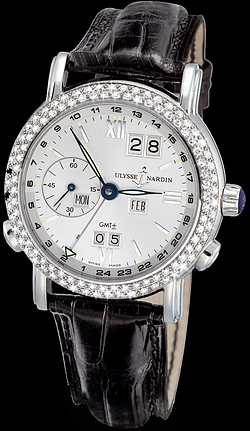 Replica Ulysse Nardin Perpetual Calendars - GMT +/- Perpetual 320-28/31 replica Watch