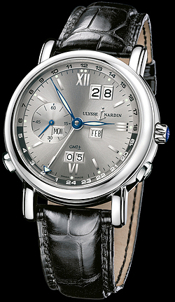 Replica Ulysse Nardin Perpetual Calendars - GMT +/- Perpetual 320-82/32 replica Watch